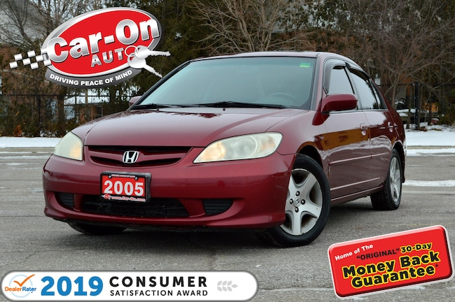 2005 Honda Civic SI SUNROOF A/C CRUISE ALLOYS Sedan