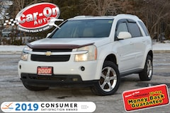 2007 Chevrolet Equinox LT LEATHER SUNROOF HTD SEATS LOADED SUV