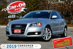 2010 Audi A3 2.0T LEATHER HTD SEATS PWR GRP LOADED Hatchback