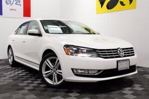 2015 Volkswagen Passat TDI SEL Premium Sedan