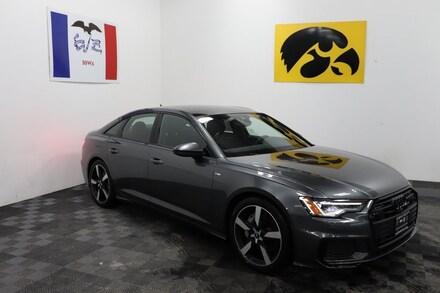 2021 Audi A6 3.0T Premium Plus Sedan