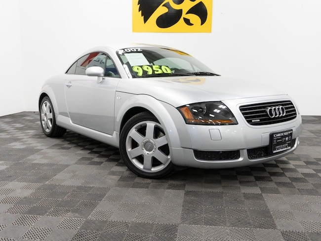 2002 Audi TT 1.8L 180 HP Coupe