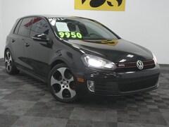 2011 Volkswagen GTI 4-Door w/PZEV Hatchback