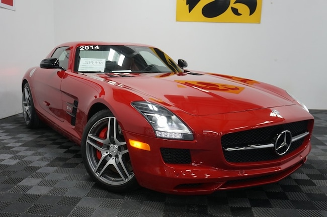 2014 Mercedes-Benz SLS AMG® GT Coupe