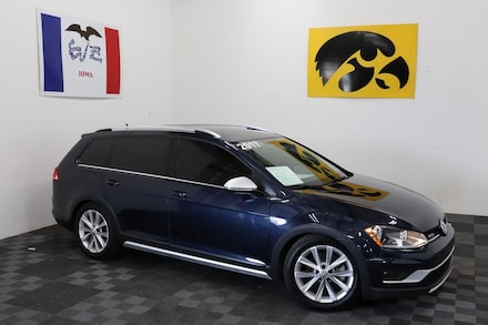 2017 Volkswagen Golf Alltrack TSI S Wagon