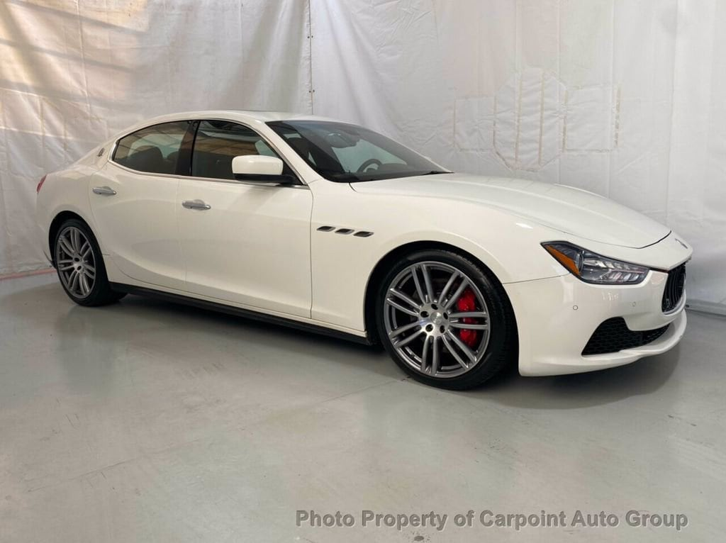 Used Maserati Ghibli South River Nj
