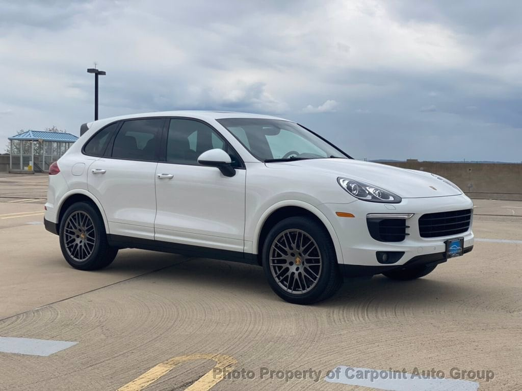 Used Porsche Cayenne South River Nj