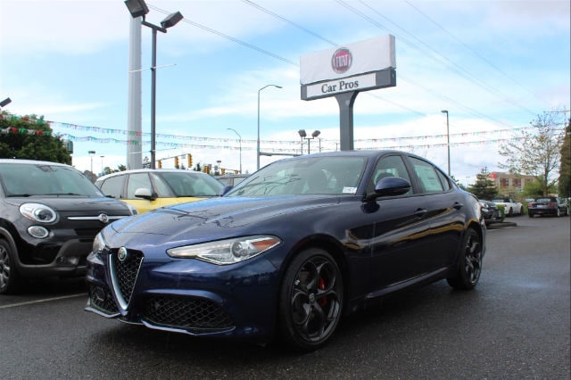 New Alfa Romeo Giulia For Sale Renton Wa