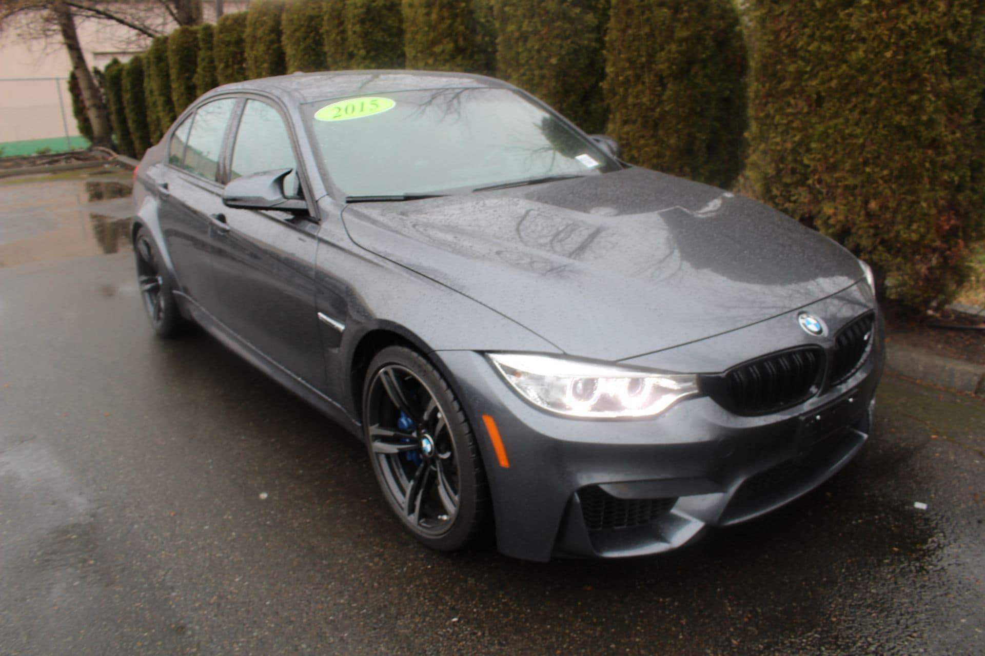 2015 BMW M3 Base Sedan