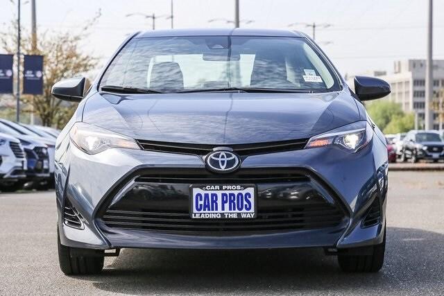 2017 Toyota Corolla L Sedan