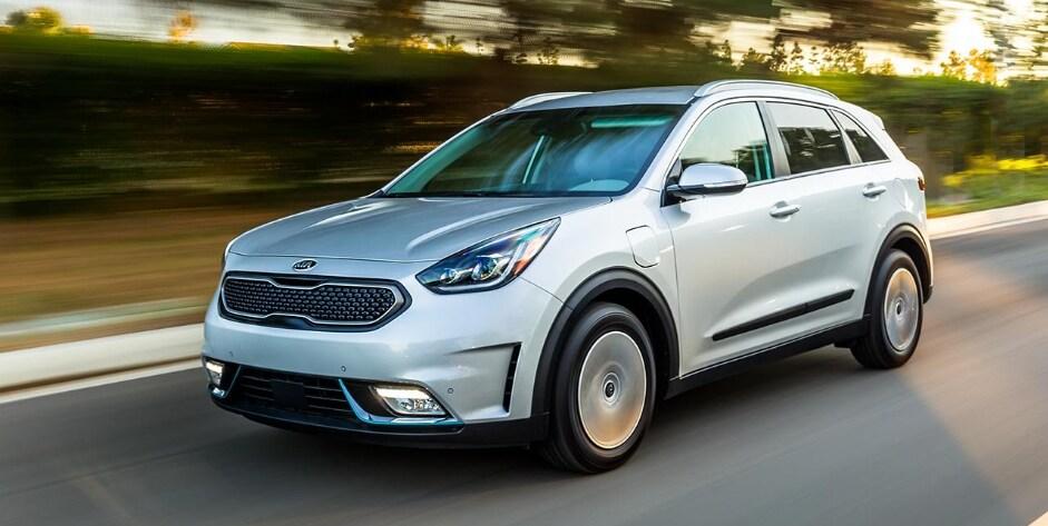 New 2018 Kia Niro Hybrid and Plug-In Hybrid - Carson, CA | Kia of Carson
