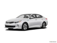 2018 Kia Optima Hybrid Premium Sedan
