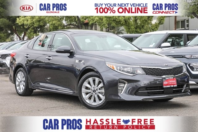 Used Kia Optima Glendale Ca