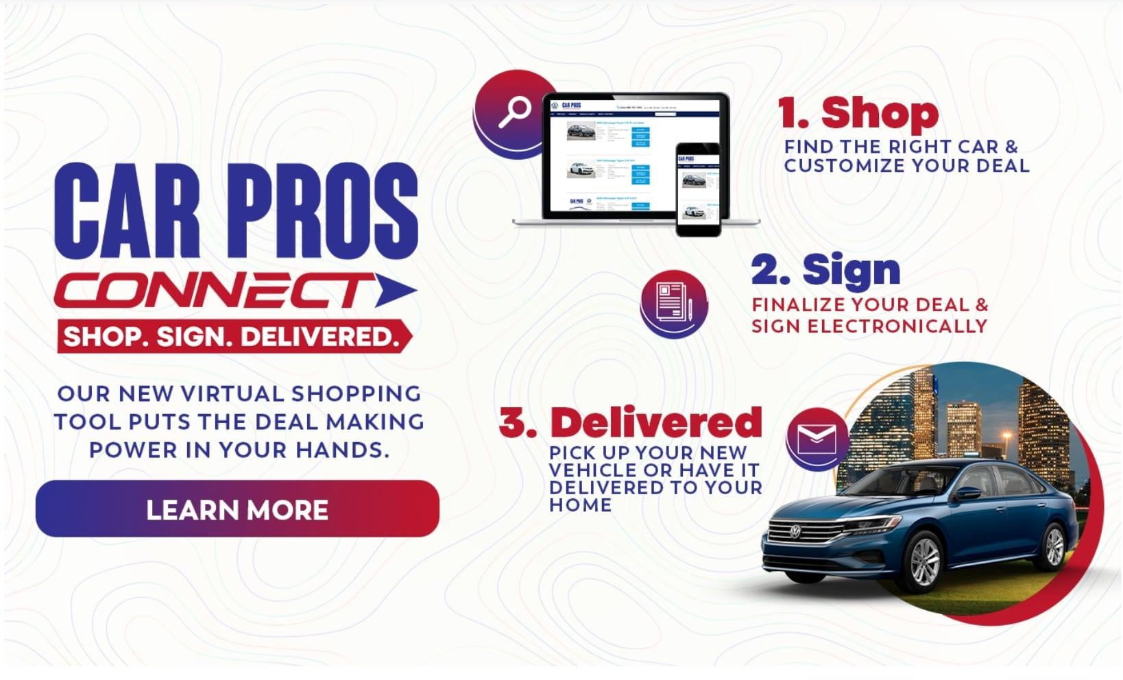 Buy Your Volkswagen Online - San Bernardino, CA