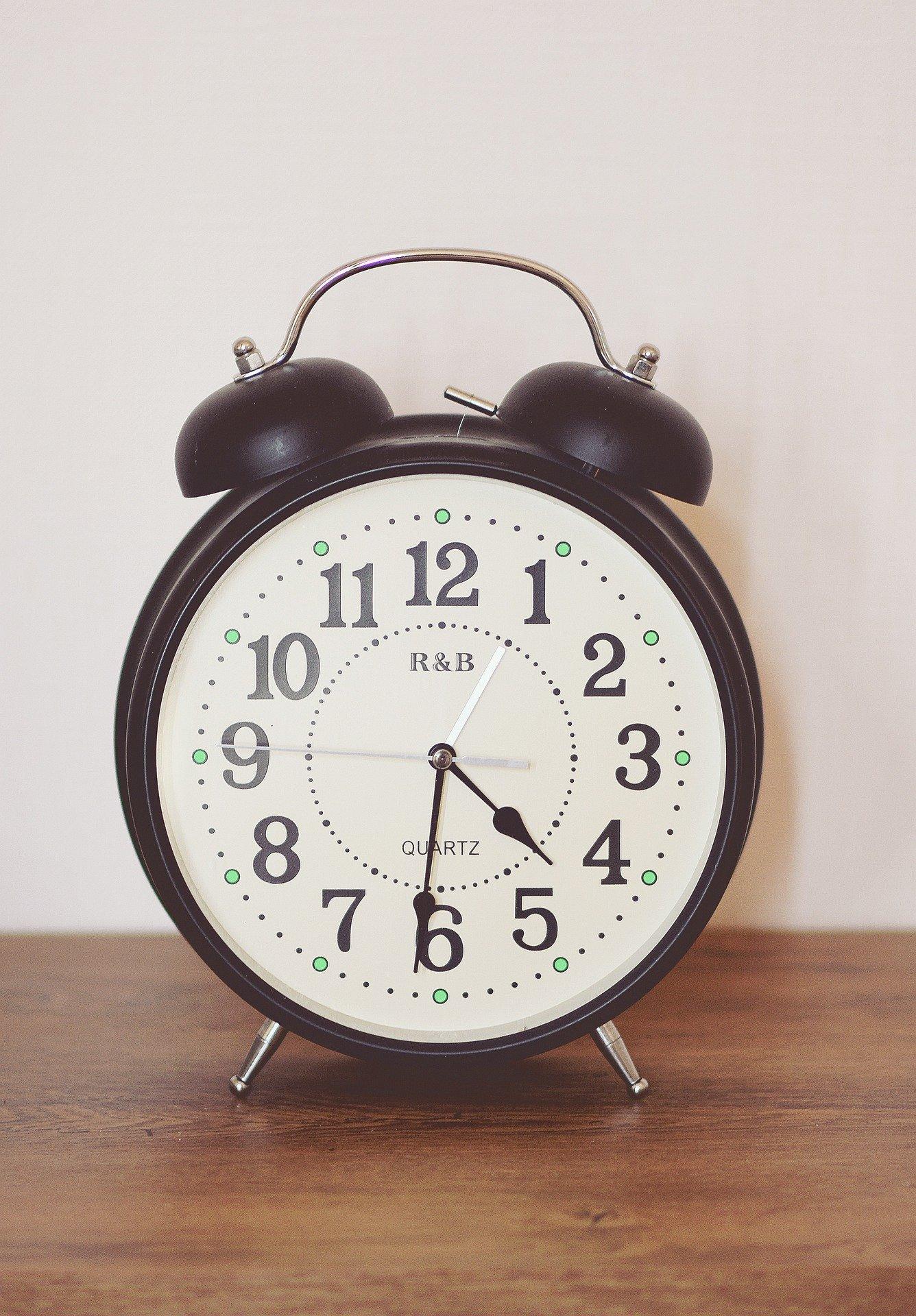 Daylight Savings Time - San Bernardino, CA