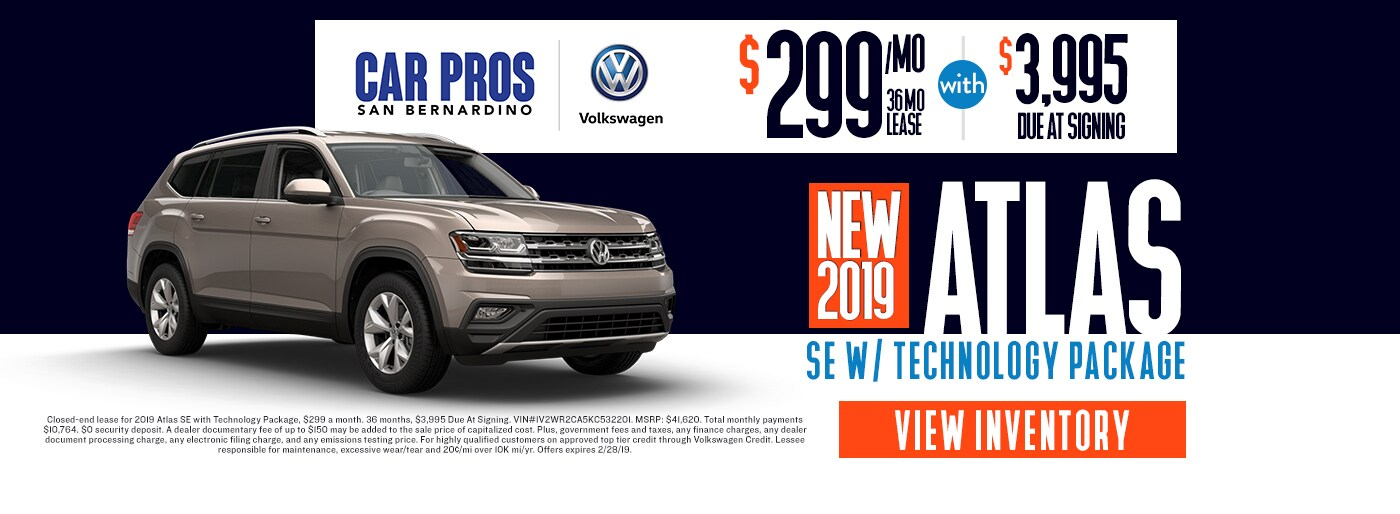 Vw San Bernardino >> Vw Dealership San Bernardino Car Pros Volkswagen