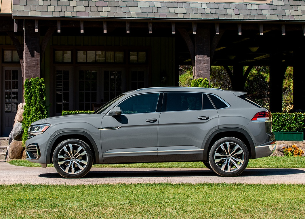 All-New Volkswagen Atlas Cross Sport