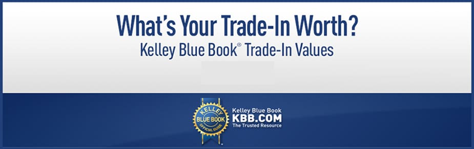 Value Your Trade With Kelley Bluebook Carr Auto Group