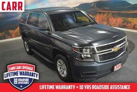 2020 Chevrolet Tahoe 4WD 4dr LT Sport Utility