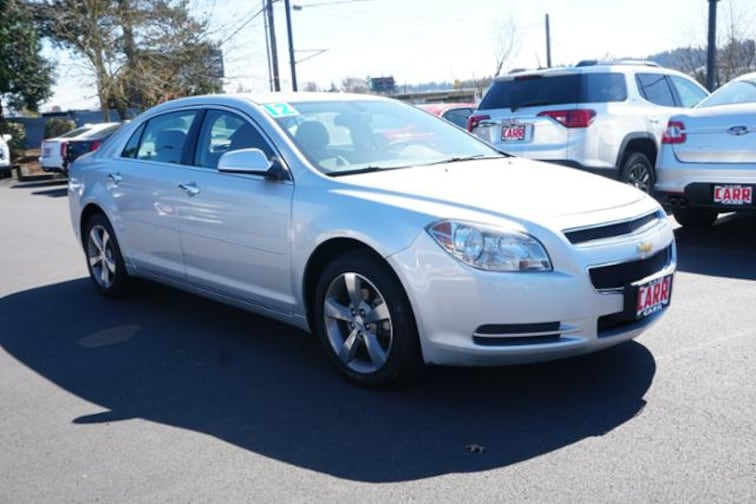 Pre-Owned 2012 Chevrolet Malibu 1LT Sedan in Beaverton, OR