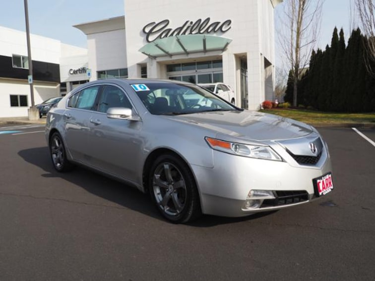 Pre-Owned 2010 Acura TL 3.7 w/Technology Package Sedan in Beaverton, OR