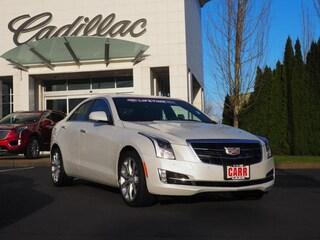 2018 CADILLAC ATS 3.6L Premium Luxury Sedan