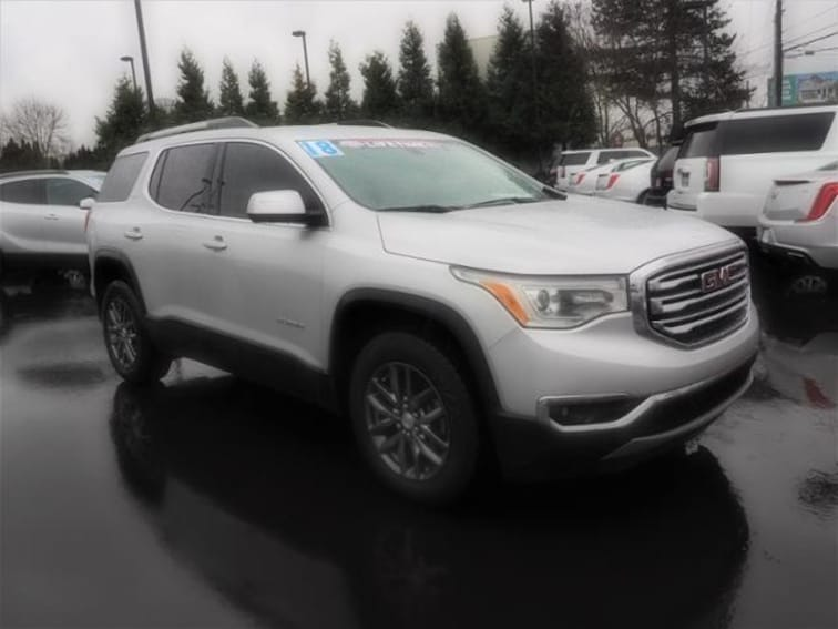 Pre-Owned 2018 GMC Acadia SLT-1 SUV in Beaverton, OR
