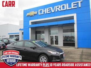 2019 Chevrolet Cruze 4dr Sdn LS Sedan