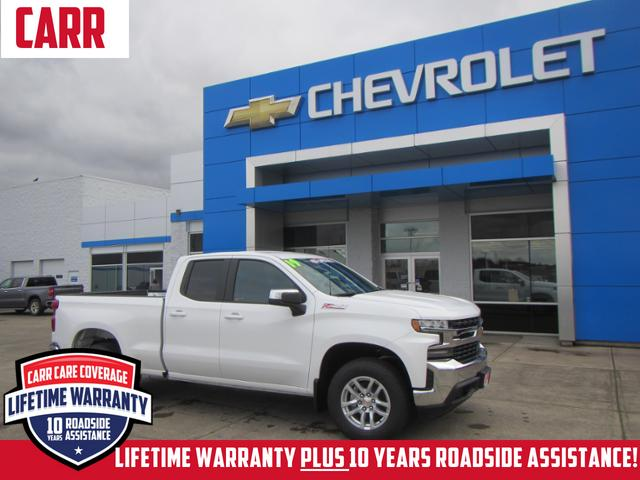 2019 Chevrolet Silverado 1500 4WD Double Cab 147 LT Extended Cab Pickup DYNAMIC_PREF_LABEL_INVENTORY_FEATURED_NEW_INVENTORY_FEATURED1_ALTATTRIBUTEAFTER