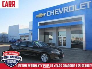 2020 Chevrolet Impala 4dr Sdn LT w/1LT Car
