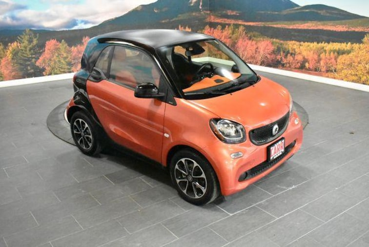 Pre-Owned 2016 Smart Fortwo 2dr Cpe Passion Car in Beaverton, OR