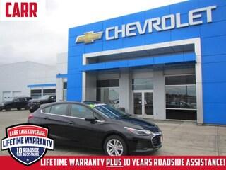 2019 Chevrolet Cruze 4dr HB LT Hatchback