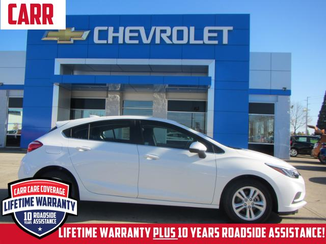 2018 Chevrolet Cruze 4dr HB 1.4L LT w/1SD Hatchback DYNAMIC_PREF_LABEL_INVENTORY_FEATURED_NEW_INVENTORY_FEATURED1_ALTATTRIBUTEAFTER