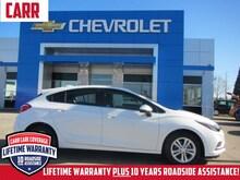 2018 Chevrolet Cruze 4dr HB 1.4L LT w/1SD Hatchback