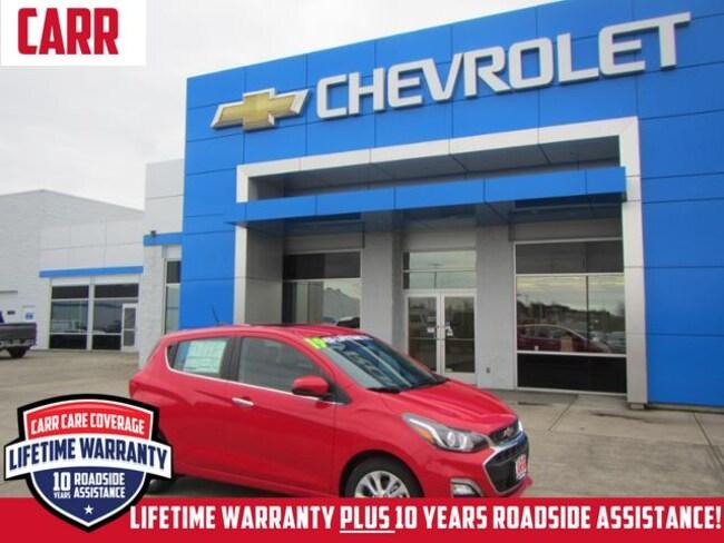 2019 Chevrolet Spark 4dr HB CVT LT w/2LT Hatchback