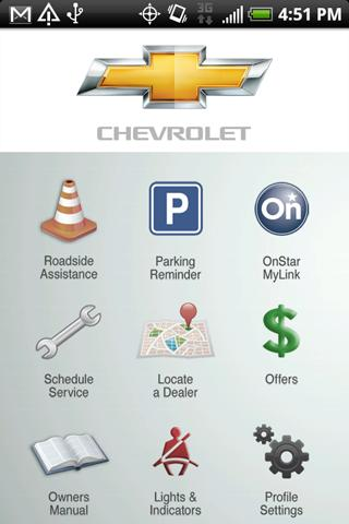 Portland Chevy - My Chevrolet Phone App | Carr Chevrolet, Beaverton OR