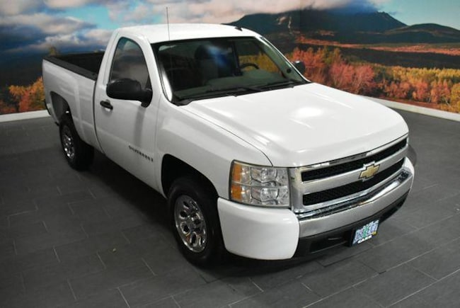 2008 Chevrolet Silverado 1500 Truck Regular Cab
