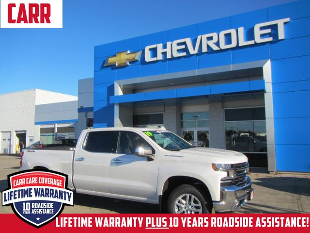 2019 Chevrolet Silverado 1500 4WD Crew Cab 157 LTZ Crew Cab Pickup DYNAMIC_PREF_LABEL_INVENTORY_FEATURED_NEW_INVENTORY_FEATURED1_ALTATTRIBUTEAFTER