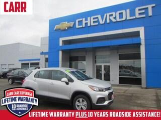 2019 Chevrolet Trax AWD 4dr LS SUV