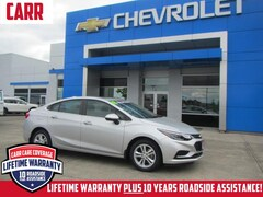 2018 Chevrolet Cruze 4dr Sdn 1.4L LT w/1SD Sedan