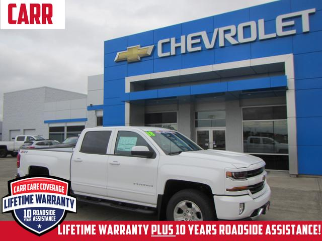 2018 Chevrolet Silverado 1500 LT Truck Crew Cab DYNAMIC_PREF_LABEL_INVENTORY_FEATURED_NEW_INVENTORY_FEATURED1_ALTATTRIBUTEAFTER