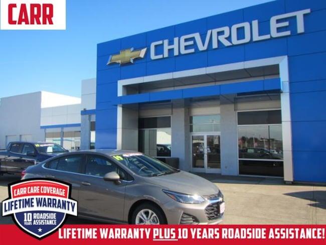 2019 Chevrolet Cruze 4dr Sdn LT Sedan