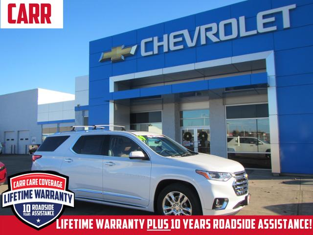 2019 Chevrolet Traverse AWD 4dr High Country w/2LZ SUV DYNAMIC_PREF_LABEL_INVENTORY_FEATURED_NEW_INVENTORY_FEATURED1_ALTATTRIBUTEAFTER