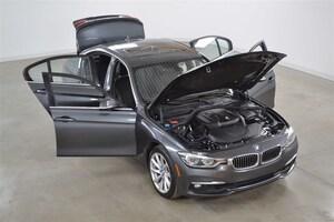 2017 BMW 330I xDrive GPS*Cuir*Toit Ouvrant* Automatique
