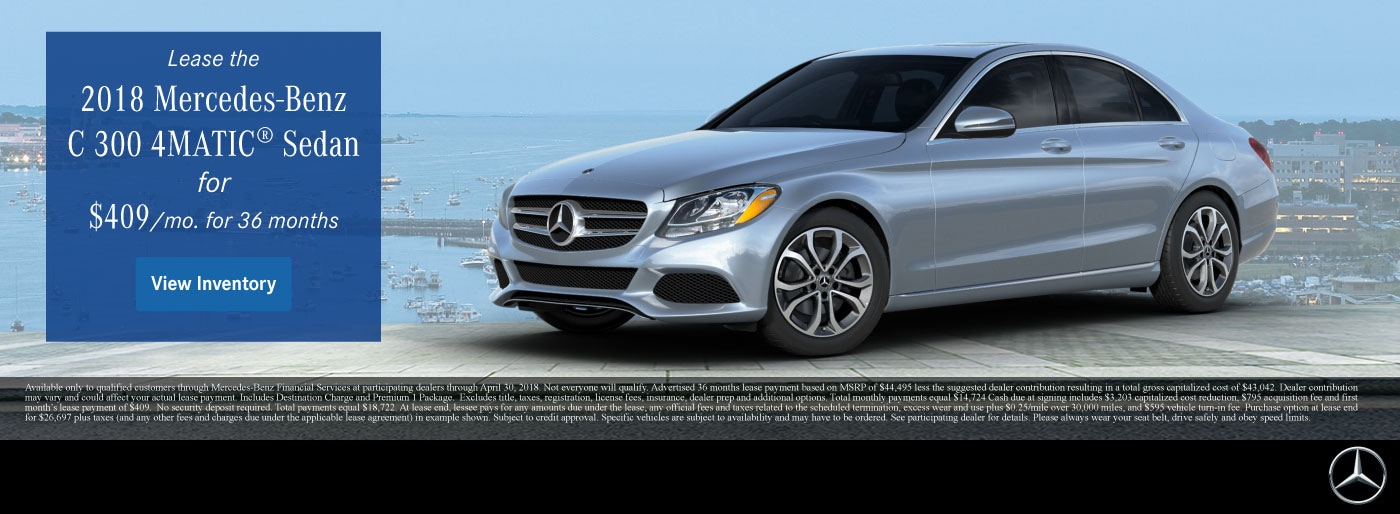 New Mercedes-Benz & Used Car Dealer in New London, CT ...