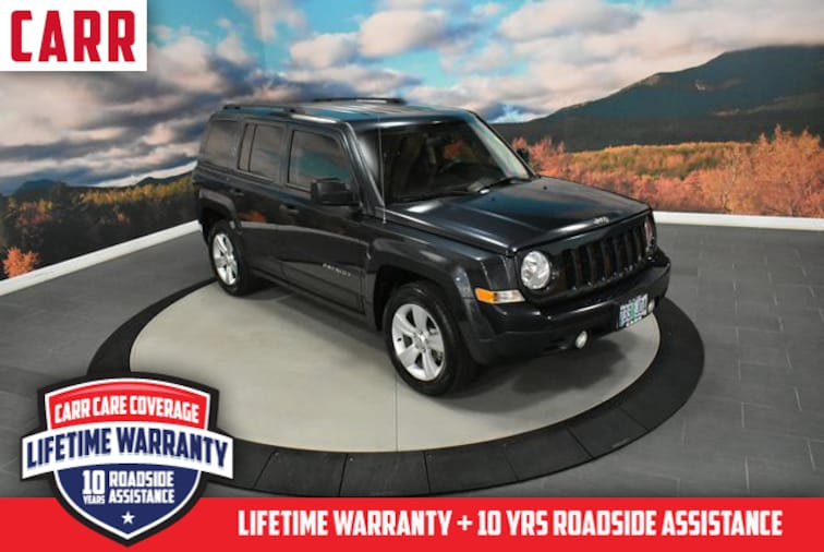 Pre-Owned 2014 Jeep Patriot FWD 4dr Sport Sport Utility in Beaverton, OR
