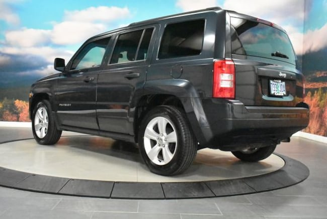 Used 2014 Jeep Patriot For Sale at Carr Auto Group | VIN