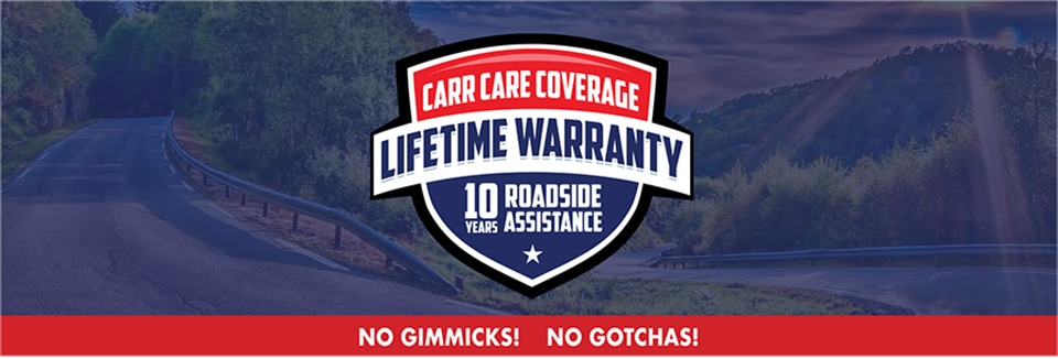 Nissan CARR Care Coverage | Lifetime Warranty Nissan Vehicles | New ...