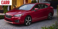 2018 Subaru Impreza 2.0i Premium with EyeSight, Blind Spot Detection & Starlink Sedan