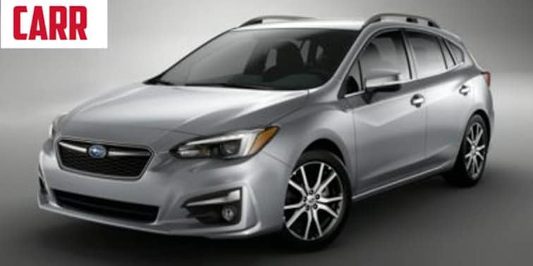 New 2019 Subaru Impreza 2.0i 5-door in Beaverton, OR